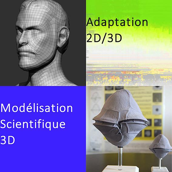 3D ARTISTIQUE