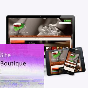 Picto site boutique